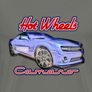Design ~ 2013 Hot Wheels Camaro Tee Reg & Big
