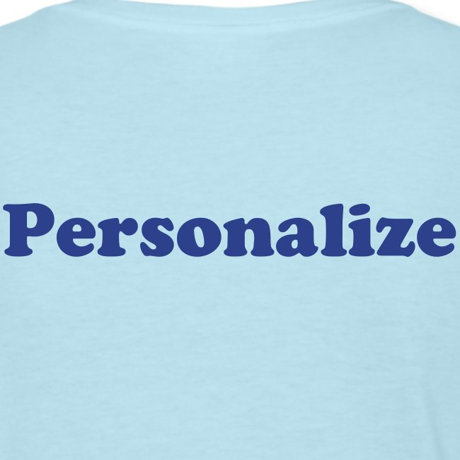 Oklahoma Women's Relaxed Fit T-Shirt *PERSONALIZE NAME*