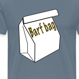 Barf Bag - Men's Premium T-Shirt