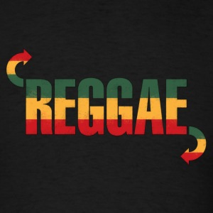 reggae nonstop - Men's T-Shirt