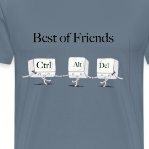 Best of Friends - Men's Premium T-Shirt