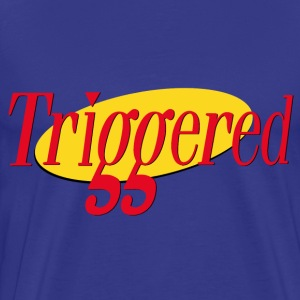 Triggered Tee - Men's Premium T-Shirt