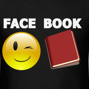 FACE BOOK T-Shirts - Men's T-Shirt