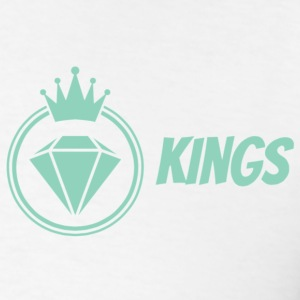 White Kings T-Shirt - Men's T-Shirt