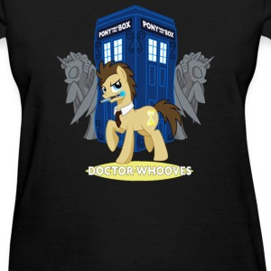 Brony My Little Pony Whooves - Women's T-Shirt