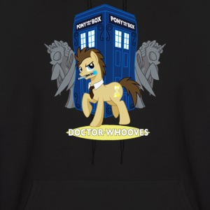 Brony My Little Pony Whooves - Men's Hoodie