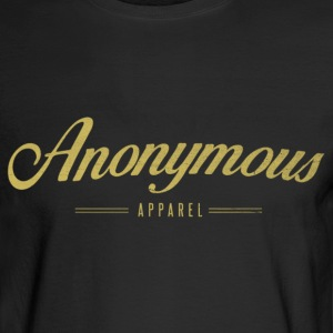 Anonymous Gold Standard - Men's Long Sleeve T-Shirt