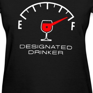Designated Drinker - Women's T-Shirt