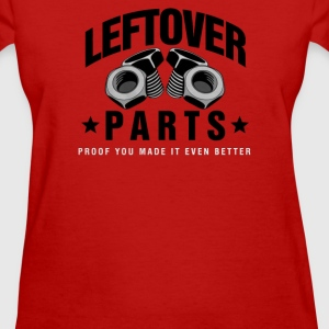 Leftover Parts - Women's T-Shirt
