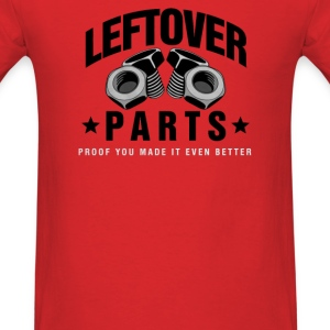 Leftover Parts - Men's T-Shirt