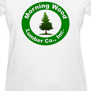 MORNINGWOOD LUMBER - Women's T-Shirt
