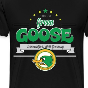 Green Goose, Schweinfurt, Germany - Men's Premium T-Shirt