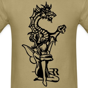 dragon and fairy T-Shirts - Men's T-Shirt