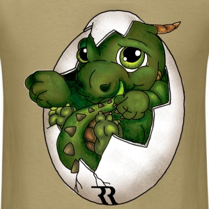 baby dragon T-Shirts - Men's T-Shirt