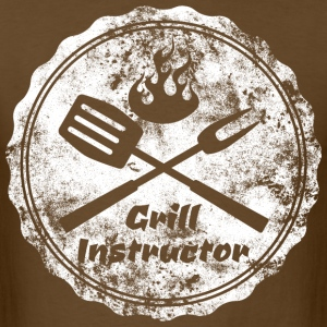 grill instructor T-Shirts - Men's T-Shirt