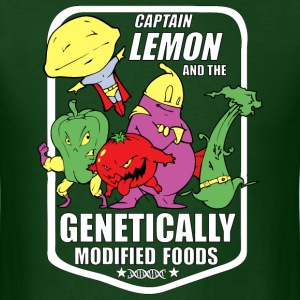 genfood T-Shirts - Men's T-Shirt