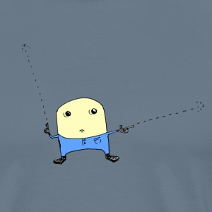 Pew Pew! - Men's Premium T-Shirt