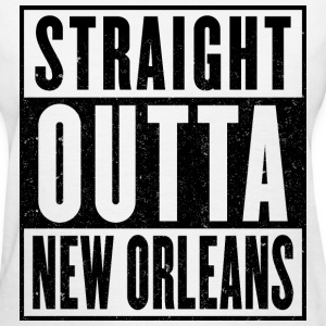 Straight Outta New Orleans - Women's T-Shirt