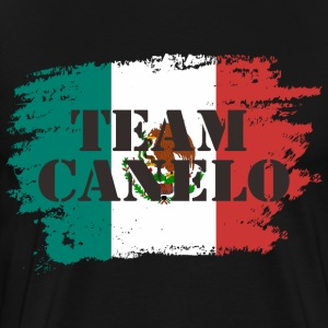 team canelo - Men's Premium T-Shirt