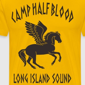 camp half blood - Men's Premium T-Shirt