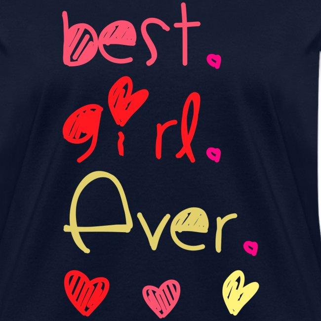 Best. Girl. Ever.
