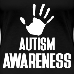 AUTISM AWARENESS123.png T-Shirts - Women's Premium T-Shirt