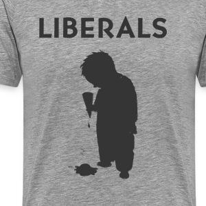 Liberals T-Shirts - Men's Premium T-Shirt