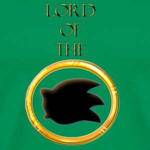 Lord Of The O Blue Premium Shirt - Men's Premium T-Shirt