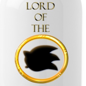 Lord Of The O White Water Bottle - Water Bottle
