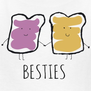 Peanut Butter and Jelly, the Original Besties - Kids' T-Shirt