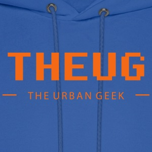 THEUG - The Urban Geek  - Men's Hoodie