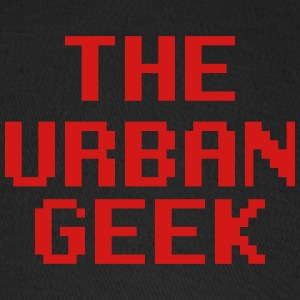 The Urban Geek Red - Baseball Cap