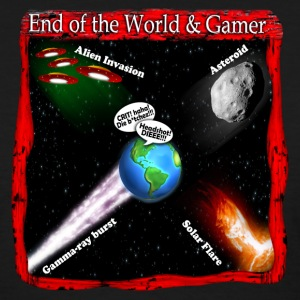 End of World Gamer - Women's T-Shirt