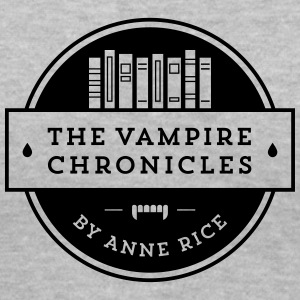 The Vampire Chronicles T-Shirts - Women's V-Neck T-Shirt