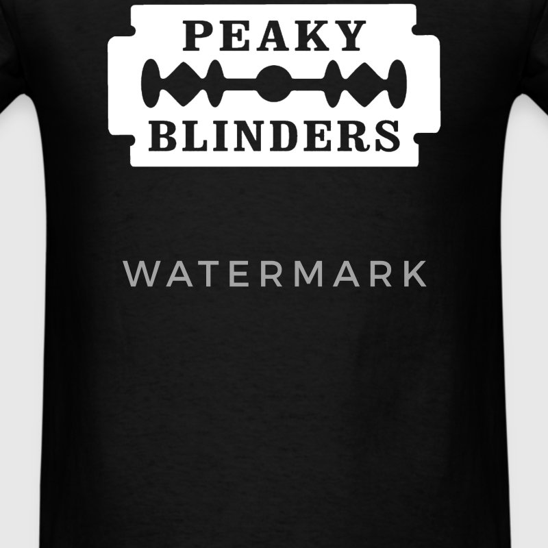 Peaky Blinders Razor Blade - Men's T-Shirt