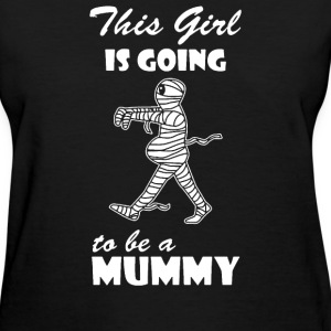 Pregnant Mummy - Women's T-Shirt