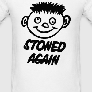 STONED weed - Men's T-Shirt