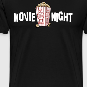 Movie Night T-Shirts - Men's Premium T-Shirt