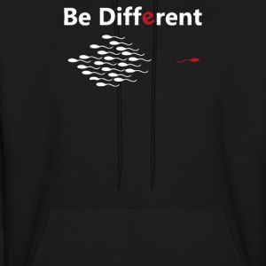 Be Different - Men's Hoodie