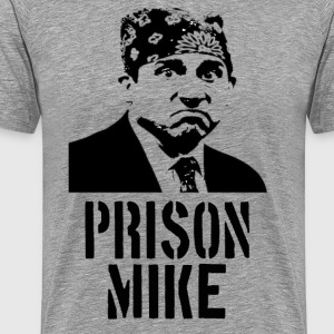 Prison Mike T-Shirts - Men's Premium T-Shirt