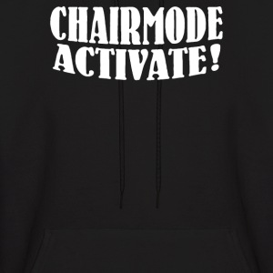 Chair Mode - Men's Hoodie
