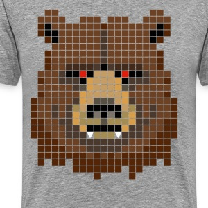 BEAR BOY T-Shirts - Men's Premium T-Shirt