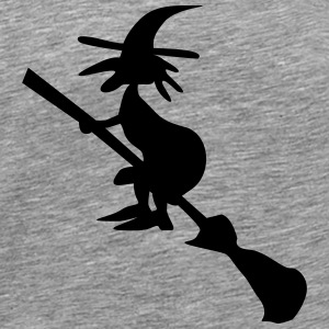 Witch T-Shirts - Men's Premium T-Shirt