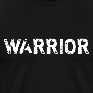 Mens Warrior Tshirt - Men's Premium T-Shirt