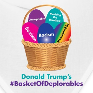 Donald Trump's Basket of Deplorables Caps - Bandana