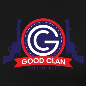 GOOD CLAN SMALL LOGO SHIRT - Men's Premium T-Shirt