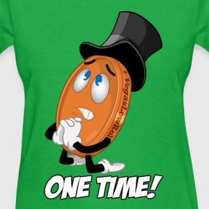 THE ONE TIME PENNY T-Shirts - Women's T-Shirt