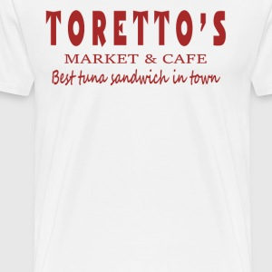 The Fast And The Furious - Toretto's Market & Cafe T-Shirts - Men's Premium T-Shirt