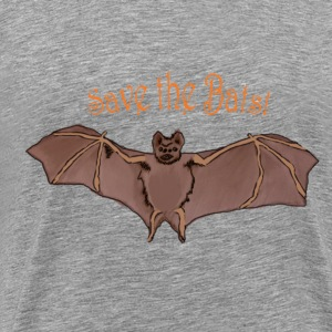 Save the Bats! - Men's Premium T-Shirt