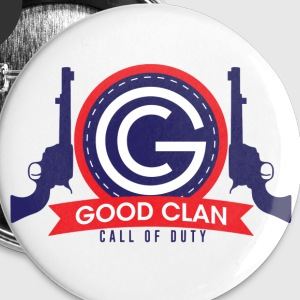 GOOD CLAN BUTTONS - Small Buttons